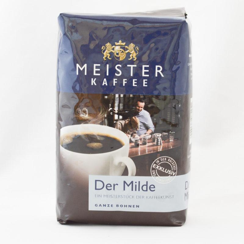 Meister Kaffee Der Milde Backerei Obauer Zell Am Moos